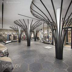 Strabo Store concept by Novikov Designs www.novikovdesigns.co.uk