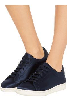 Iris and InkPortland satin sneakersfront