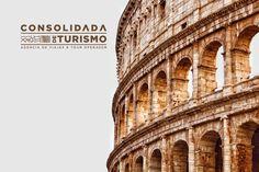 El Coliseo es uno de los principales atractivos de Roma. Ha sido llevado al cine en múltiples ocasiones, destacando sobre todo la reconstrucción digital mostrada en la película Gladiator.  En 1980, la Unesco declaró el centro histórico de Roma, incluido el Coliseo, Patrimonio de la Humanidad, ha sido designado una de Las Nuevas Siete Maravillas del Mundo Moderno. Te invitamos a descubrirlo con nuestros servicios hechos a tu medida.   #Coliseo #citytour #exploraConsolidada #ConsolidadaRoma…
