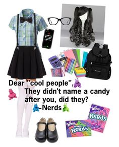 """""""The Nerds"""" by hgirl0077 ❤ liked on Polyvore featuring Columbia, Polo Ralph Lauren, Dolce&Gabbana, BOSS Black, River Island, Converse, Casetify, Sherpani, Paper Mate and Post-It"""