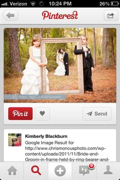 wedding picture ideas!!