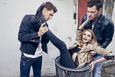 Cara Delevingne Gets Playful in Pepe Jeans' Fall Ads