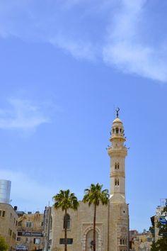 masjid omar ibn khattab, bethlehem, palestine | islamic architecture