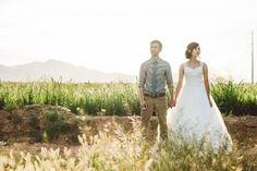 Vintage Rustic Wedding at Whispering Tree Ranch