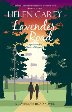 LAVENDER ROAD is the first novel in Helen Carey's best-selling Second World War series. Opening in September this compelling novel creates a rich tapestry of life which depicts in all its vivid detail the story of London at War. Books To Read, My Books, Call The Midwife, Best Authors, Becoming An Actress, First Novel, Book Nerd, Nonfiction Books, Book Publishing