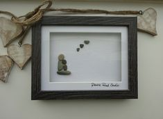 Pebble Art - A Mother's Love by Pebble Road Studio by PebbleRoadStudio on Etsy