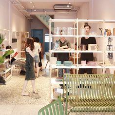 Matter & Co. Select Shop, The Selection, Loft, Desk, Shopping, Furniture, Home Decor, Lofts, Table Desk