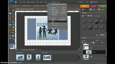 Creating a Storyboard using Photoshop Elements