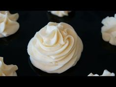 ▶ Ganache au chocolat blanc (CUISINERAPIDE) - YouTube