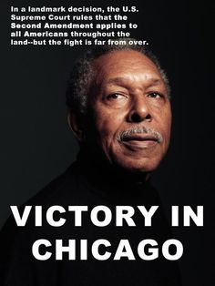 McDonald v. Chicago case? A lil background info on what, when, how, and why?