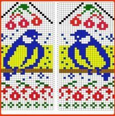 Filet Crochet, Mittens, Gloves, Sewing, Knitting, Blog, Charts, Slippers, Socks