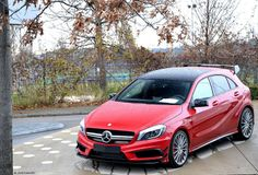 Mercedes-Benz A 45 AMG Jb Photography, A45 Amg, Benz A Class, Mercedes Benz Cars, Future Car, Sport Cars, Motorbikes, Luxury Cars, Cool Cars