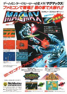 Mag Max (Nichibutsu)