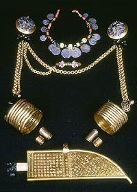 Ancient jewels. Finland
