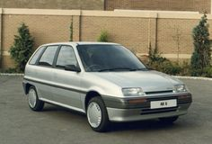 OG | Austin Metro replacement - Project AR6 | Five-door right view. Mock-up from 1985