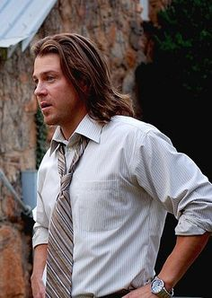 This is Christian Kane actor, singer, songwriter, stuntman, cook!  screen cap from a movie/tv show?