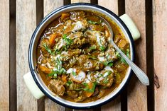 Recipe: Scrummy Coconut Lamb Curry This curry was an experiment that went very very right. I bought some diced lamb and decided to make an Indian type of