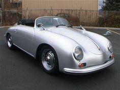 Beautiful speedster #Porsche