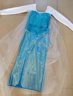 Traje de Elsa