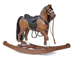 We design, produce and sell wooden rocking horses and other wooden toys and accessories. Our leading product is wooden rocking horse Cenda Wooden Toys, Home Accessories, Solid Wood, Rocking Horses, Animals, Colour, Tablewares, Leather, Wooden Toy Plans