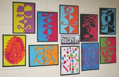 Elementary School Art Projects | Cuneo has worked at schools throughout the city but she especially ...