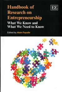Description: This indispensable Handbook offers a fresh look at entrepreneurship research, addressing what we already know, and what we still need to know, in the field. Over the course of 17 chapters, a collaboration of 24 highly-regarded researchers, experts in their fields, provide an insightful new perspective on the future of the study of entrepreneurship.