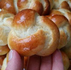 Ellouisa: Zachte zoete broodjes