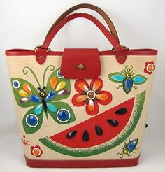 Enid Collins bag~Picnic