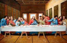 Blogilha-downloads: Downloads papel de parede santa ceia
