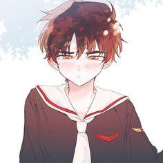 Anime Boys, Hot Anime Boy, Anime Manga, Manga Girl, Sakura Kinomoto, Syaoran, Anime Couples Drawings, Cute Anime Couples, Cosplay Sakura