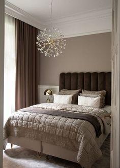 Beige Walls Bedroom, Master Bedroom Interior, Bedroom Wall Colors, Home Decor Bedroom, Best Colour For Bedroom, Paint Colours For Bedrooms, Beige Bedrooms, Home Room Design, Home Interior Design