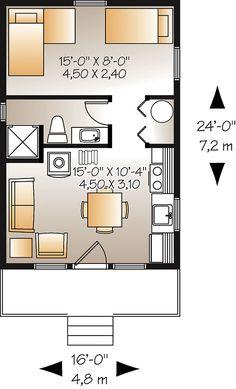 casa 35 metros cuadrados primer piso