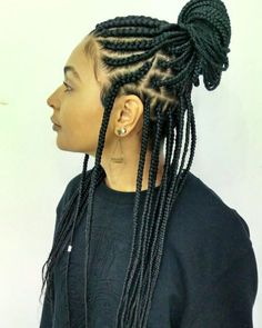 Fulani Braid Love: From Tradition to Festival-Ready Have you been swooning over the hottest hairstyle of 2017 – Alicia Keys braids? Us too! But we're going to stop you right there and insist you call them what they really are – Fulani braids. Otherwise called �festival braids', �tribal braids' or �braids with beads', this style … #Braided #Hairstyles #BraidInspiration