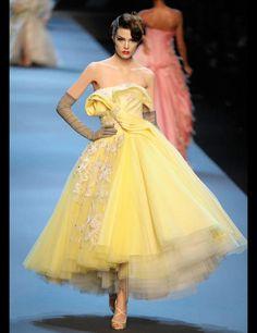 Dior luscious yellows
