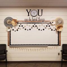 Classroom Bulletin Boards, Classroom Walls, New Classroom, Classroom Setup, Classroom Design, Kindergarten Classroom, Classroom Organization, Bulletin Board Design, Stars Classroom