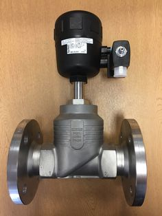 Great reliability! Burkert Type 2012 CLASSIC Globe Valve for Steam and Gas – available online: http://www.valvesonline.co.uk/burkert-type-2012-classic-globe-valve-steam-and-gas.html #burkert #type2012 #burkertvalves #valves #steam #gas #globevalve #globevalves #engineering #actuated #pneumatic #flanged #reliable #pneumaticactuator