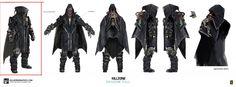 The Art of Simon Robert | Killzone: Shadow Fall