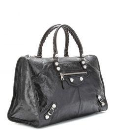 Balenciaga - Giant Work 12 leather tote  - mytheresa.com GmbH