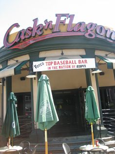 Cask n Flagon is what I based Barrel n Flask on - the pub by Fenway where Jack and Lilly meet