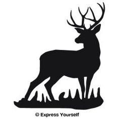 My deer I'm putting on my wall :)