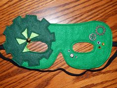 Tinker Fairy or Tinkerbell Felt Mask or by OurCozyCreations, $12.00