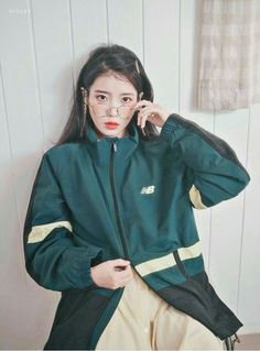 Best 12 I'm so straight – Page 506514289340137775 Iu Fashion, Asian Fashion, Look Fashion, Korean Outfits, Trendy Outfits, Cool Outfits, Cute Korean, Korean Girl, Korean Photo