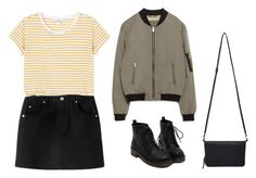 """""""Sin título #1172"""" by reptilia ❤ liked on Polyvore featuring Monki, Zara and Hope"""