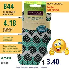 Ecotools #Ecotools #BathBeauty