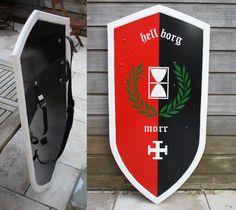 LARP Shield I made for a customer