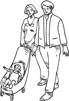 Family Talk A Walk To Park Coloring Page : Coloring Sky Family Coloring Pages, Bible Verse Coloring Page, Free Coloring Sheets, Free Adult Coloring Pages, Coloring Pages For Girls, Colouring Pages, Printable Coloring Pages, Coloring Books, Coloring Pictures For Kids