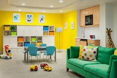 Color-Blocked Rooms Inspired by Taylor Swift's Grammys Look | Decorating and Design Blog | HGTV