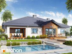 Projekt domu Dom w jonagoldach 3 (G2) - ARCHON+