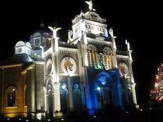 Costa Rica, Cartago, Basilica de Nuestra Senora de Los Angeles