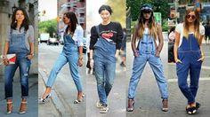 Jangan Lewatkan Outfit Overalls Untuk Gaya Casual dan Simple-mu, Penasaran? Intip Yuk!